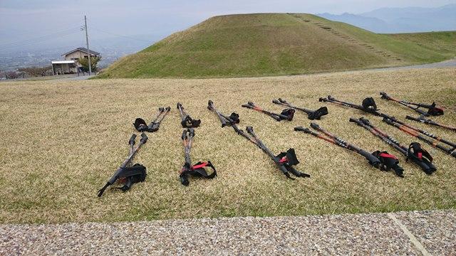 [驚き]ぐるりと日本中を歩ける魔法の杖!?山梨県初開催の「ノルディック・ウォーク」