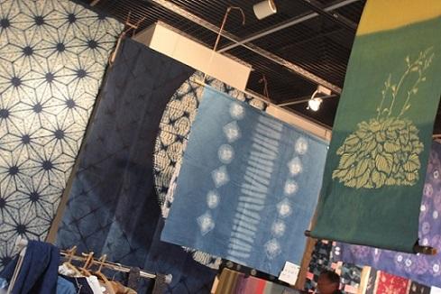 第16回全国絞り染・草木染作品展